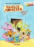 Familie Monster brüllt los! / Familie Monster Bd.1
