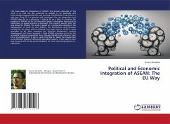Political and Economic Integration of ASEAN: The EU Way