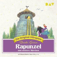 Rapunzel und weitere Märchen (MP3-Download) - Grimm, Jacob; Grimm, Wilhelm