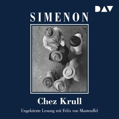 Chez Krull (MP3-Download) - Simenon, Georges