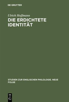 Die erdichtete Identität (eBook, PDF) - Hoffmann, Ulrich