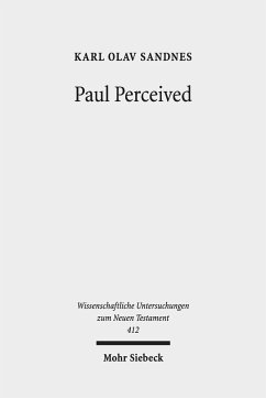 Paul Perceived (eBook, PDF) - Sandnes, Karl Olav