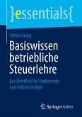 Basiswissen betriebliche Steuerlehre (eBook, PDF)