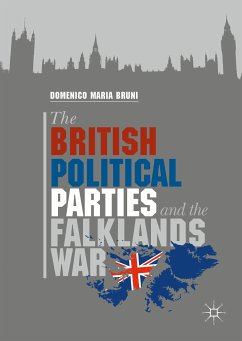 The British Political Parties and the Falklands War (eBook, PDF)