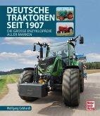 Deutsche Traktoren seit 1907 (Mängelexemplar)