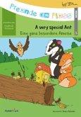 Freunde am Fluss: A very special ant - Eine ganz besondere Ameise