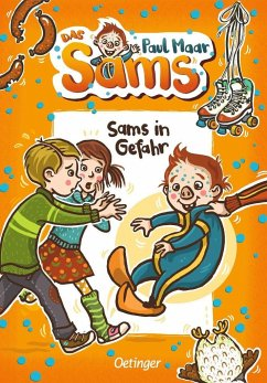 Sams in Gefahr / Das Sams Bd.5 - Maar, Paul