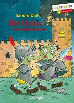 Die Olchis auf Klassenfahrt - Dietl, Erhard