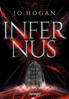 Der Fluch der Göttin / Infernus Bd.2 - Hogan, Jo