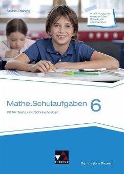 mathe.delta 6 Schulaufgaben Bayern - Eisentraut, Franz;Leeb, Petra