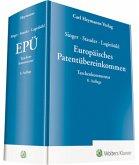 EPÜ - Europäisches Patentübereinkommen