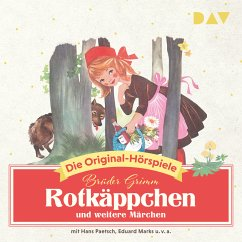 Rotkäppchen und weitere Märchen (MP3-Download) - Grimm, Jacob; Grimm, Wilhelm