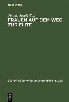 Frauen auf dem Weg zur Elite (eBook, PDF)