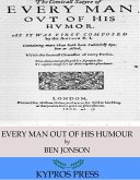 Every Man out of His Humour (eBook, ePUB)