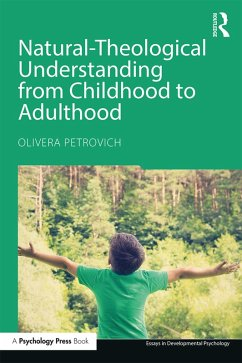 Natural-Theological Understanding from Childhood to Adulthood (eBook, PDF)