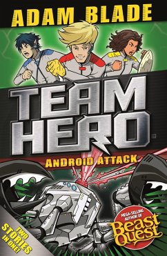 Android Attack (eBook, ePUB)