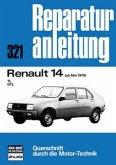Renault 14 ab Mai 1976; . (Mängelexemplar)
