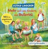 Mehr von uns Kindern aus Bullerbü, 2 Audio-CDs