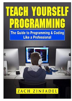 Teach Yourself Programming The Guide to Programming & Coding Like a Professional - Zinfadel, Zach