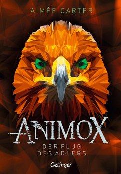 Der Flug des Adlers / Animox Bd.5 - Carter, Aimee