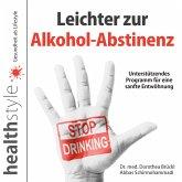 Leichter zur Alkohol-Abstinenz (MP3-Download)
