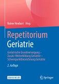 Repetitorium Geriatrie (eBook, PDF)
