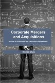 Corporate Mergers and Acquisitions (eBook, ePUB)