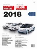 Katalog der Automobil-Revue 2018 / Catalogue de la Revue Automobile 2018 (Mängelexemplar)