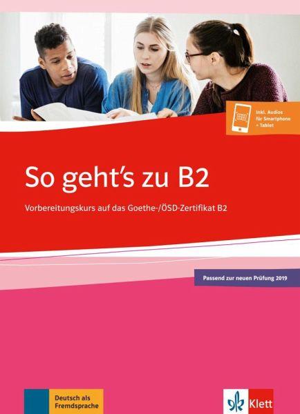 So Gehts Zu B2 Buch Onlineangebot Von Uta Loumiotis
