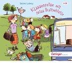 Klassenreise mit Miss Braitwhistle / Miss Braitwhistle Bd.5 (3 Audio-CDs)