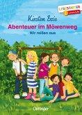 Wir reißen aus / Abenteuer im Möwenweg Büchersterne Bd.7
