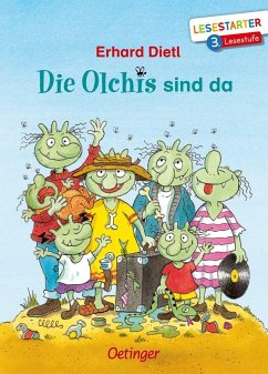 Die Olchis sind da - Dietl, Erhard