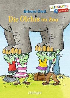 Die Olchis im Zoo - Dietl, Erhard