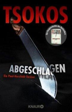 Abgeschlagen / Paul Herzfeld Bd.1 - Tsokos, Michael
