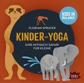 Kinder-Yoga- Eine Mitmach-Safari für Kleine, 1 Audio-CD