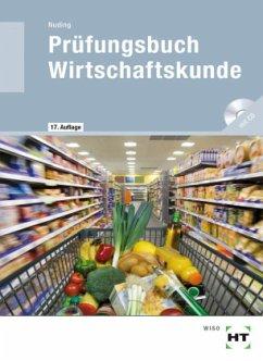 Prüfungsbuch Wirtschaftskunde - Nuding, Helmut