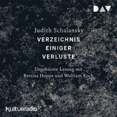 Verzeichnis einiger Verluste (MP3-Download) - Schalansky, Judith