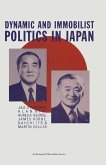Dynamic and Immobilist Politics in Japan (eBook, PDF)