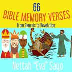 66 Bible Memory Verses: From Genesis to Revelation (eBook, ePUB)