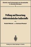 Prüfung und Bewertung elektrotechnischer Isolierstoffe (eBook, PDF)
