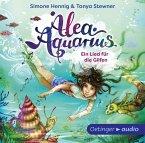 Ein Lied für die Gilfen / Alea Aquarius Erstleser Bd.2 (1 Audio-CD)