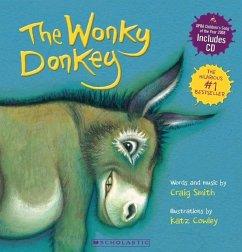 The Wonky Donkey. Book + CD - Smith, Craig