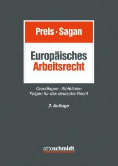 Europäisches Arbeitsrecht - Schmidt, Maximilian