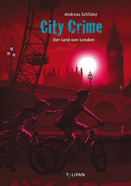 Buch-Reihe City Crime von Andreas Schlüter