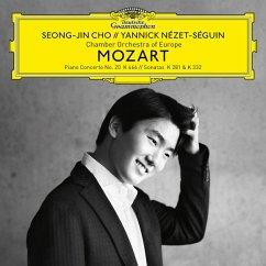 Mozart: Klavierkonzert 20 And Sonatas - Cho,Seong-Jin/Nezet-Seguin,Y./Coe