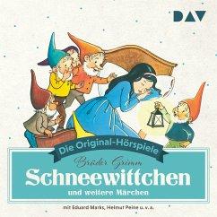 Schneewittchen und weitere Märchen (MP3-Download) - Grimm, Jacob; Grimm, Wilhelm