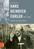 Hans Heinrich Ehrler (1872-1951) (eBook, PDF)