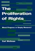 The Proliferation Of Rights (eBook, PDF)