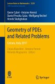 Geometry of PDEs and Related Problems (eBook, PDF)