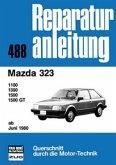 Mazda 323 ab Juni 1980; . (Mängelexemplar)